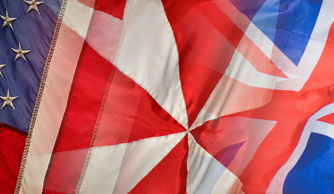 DFS: the leading jurisdictions – comparing Malta to the UK and USA
